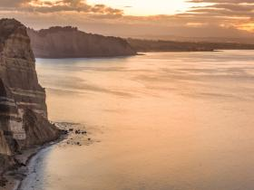 Cape Kidnapper Cliffs