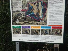 Te Mata Peak Trail Map