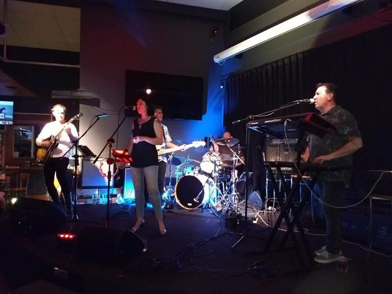 Hawkes Bay Covers Band