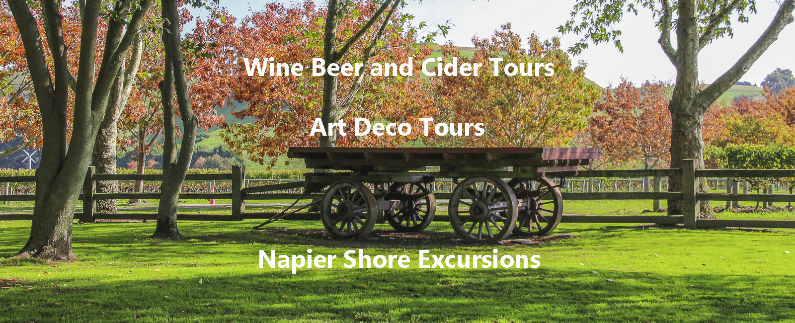 Hawke's Bay Scenic Tours