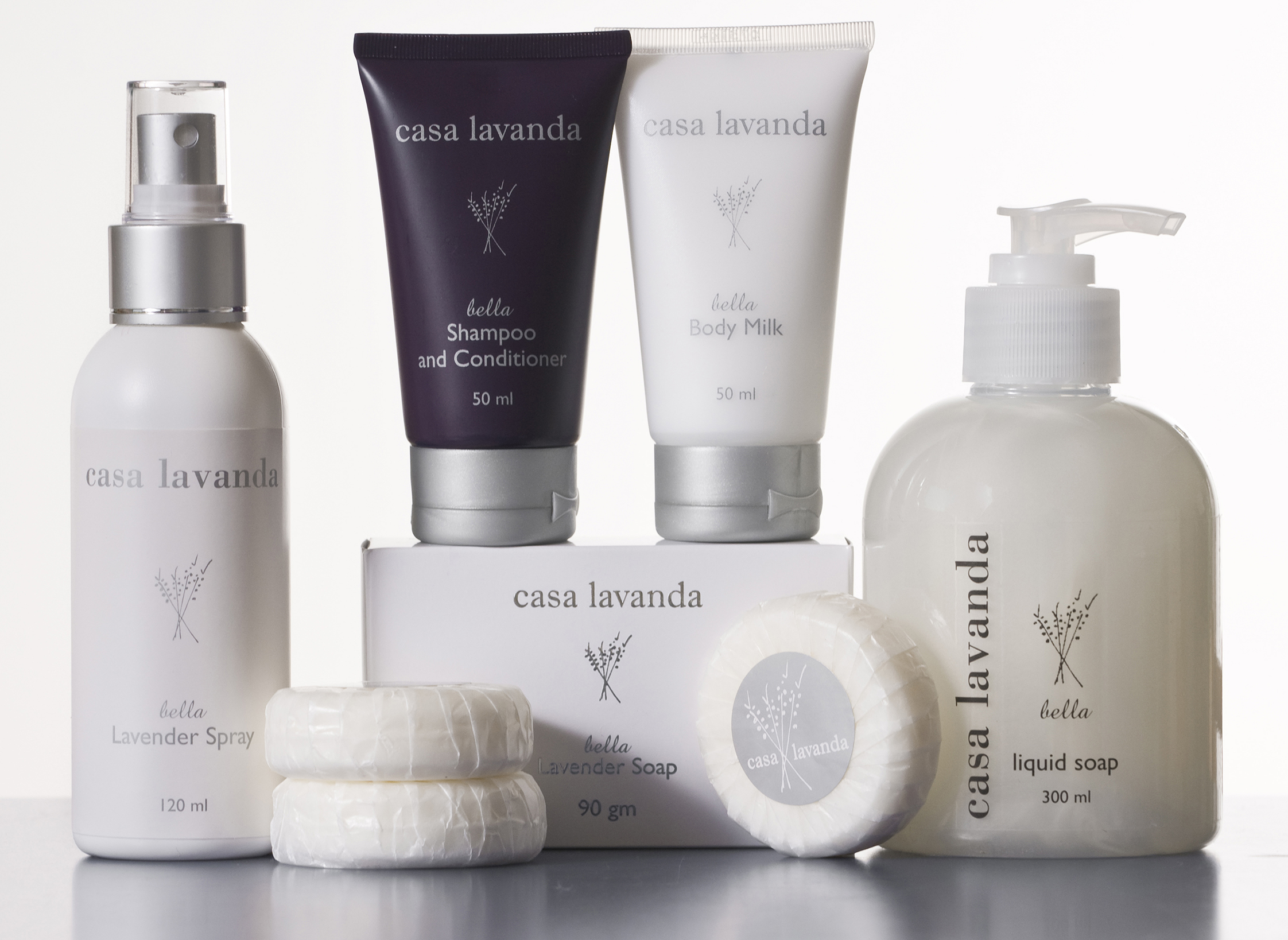 Casa Lavanda - Hawke's Bay lavender oil body products
