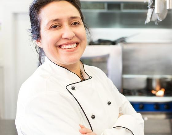 Norka Mella - Head Chef