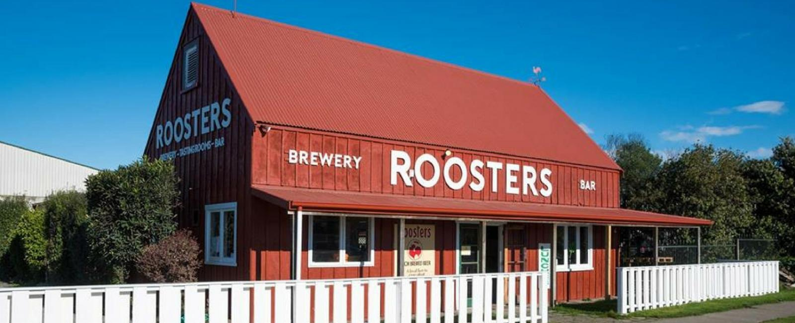 Roosters Craft Brewery