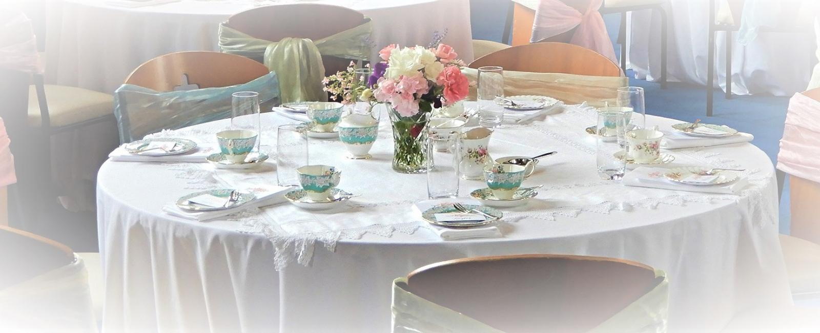 High Tea Hire
