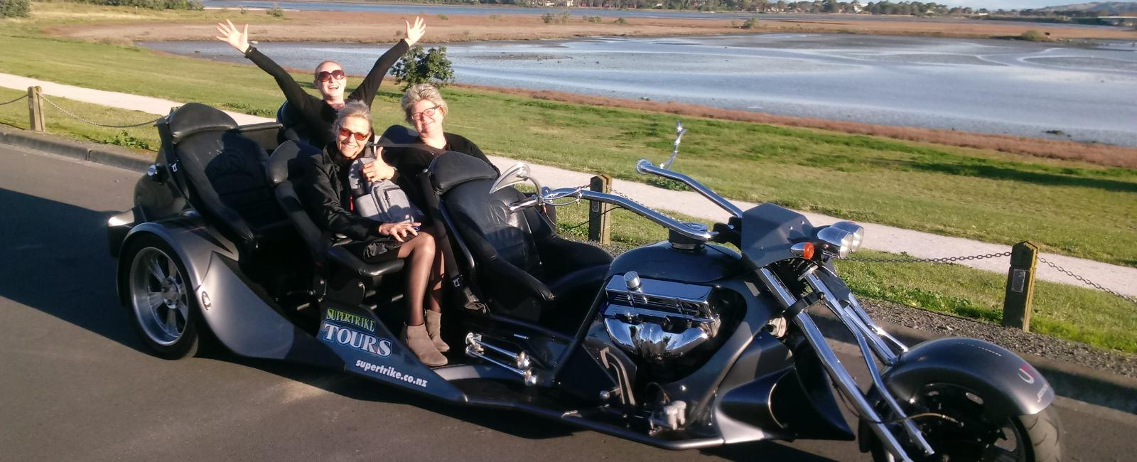 Supertrike Tours & Hire