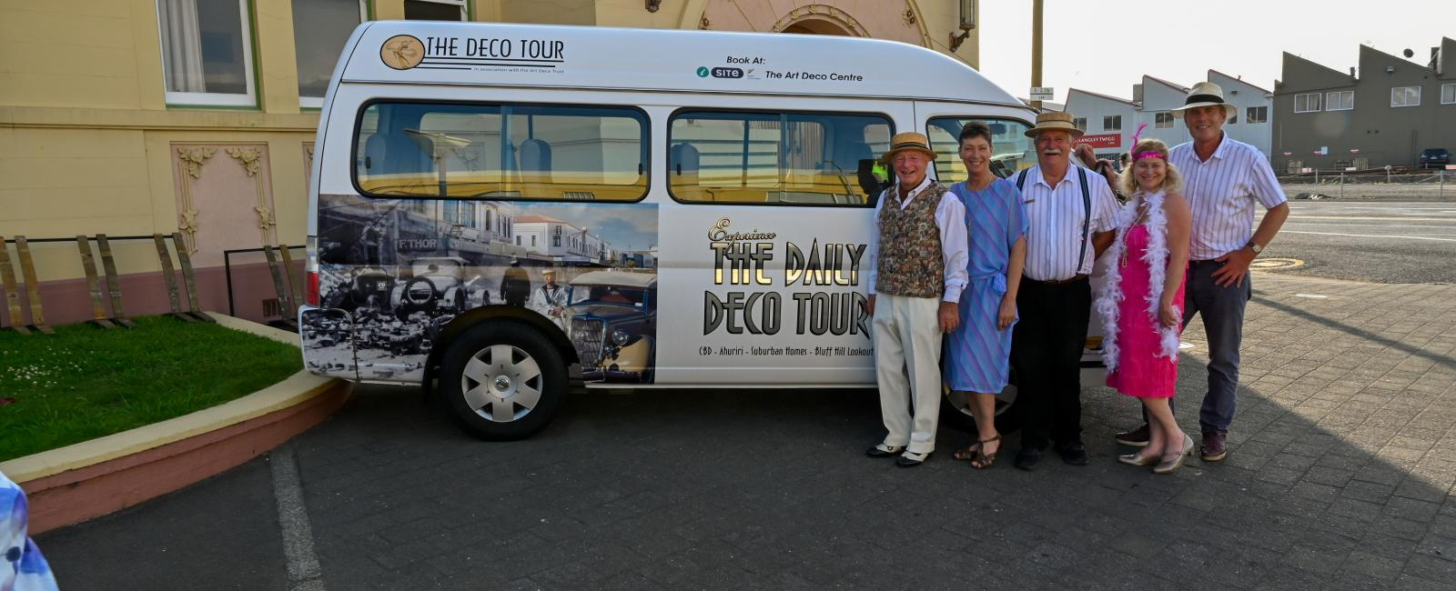 The Deco Tour