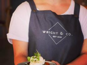 Friendly folk at Wright & Co