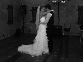 First dance at Church Road Winery
