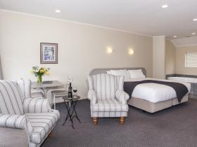 Fresh spacious suites