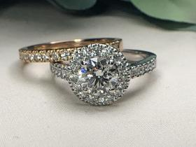 Engagement Rings and Wedding Bands - Richard James