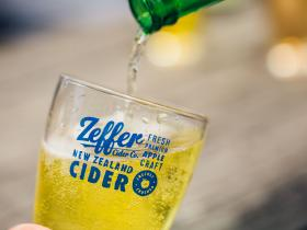 Come and enjoy a Zeffer cider in the sun