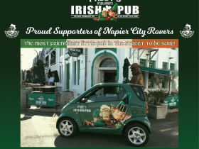 Paddy's supports Napier City Rovers