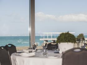 Napier Conference Centre - An amazing outlook for
