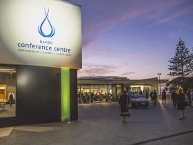 Napier Conference Centre - located in the heart of