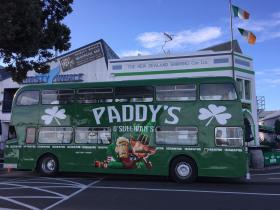 Paddy's bus
