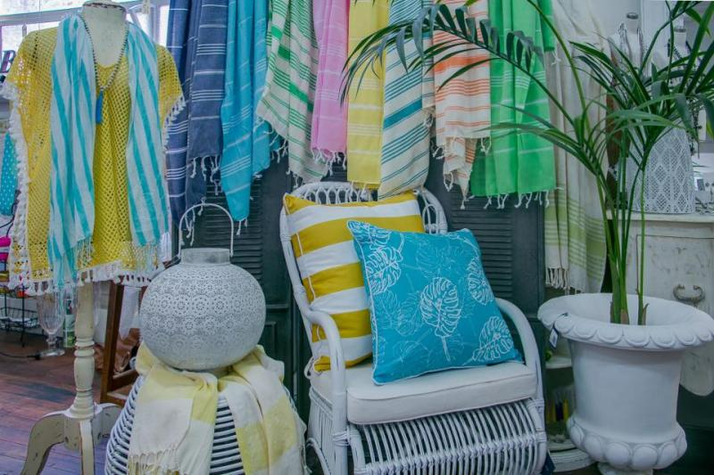 Summer range at Brocante