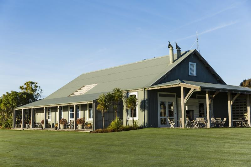 Cape Kidnappers Club House