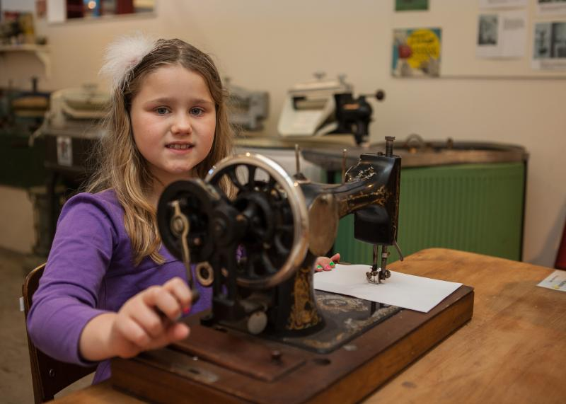 Faraday Centre - Hands-on fun!