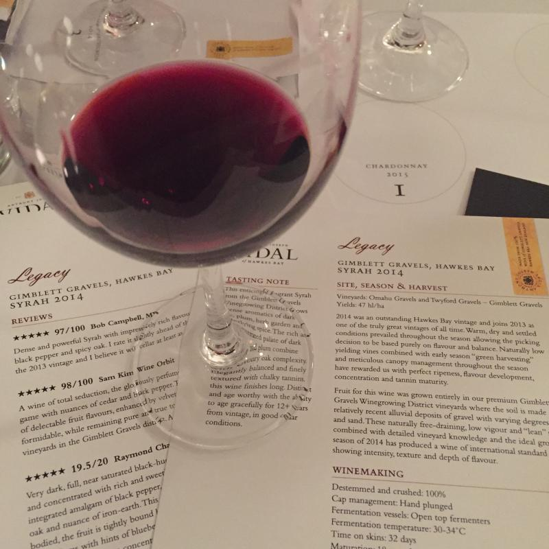 Luxury wine experiences with a winemaker