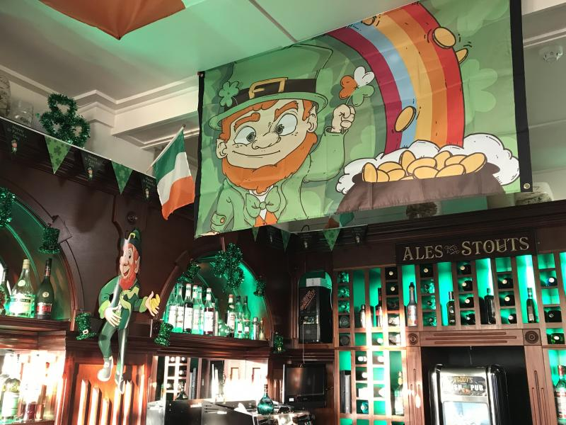 Paddy's Flag