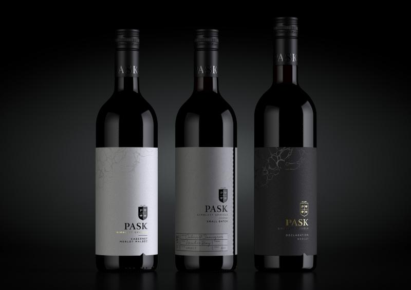 Our Estate Range - Pask, Small Batch & Declaration