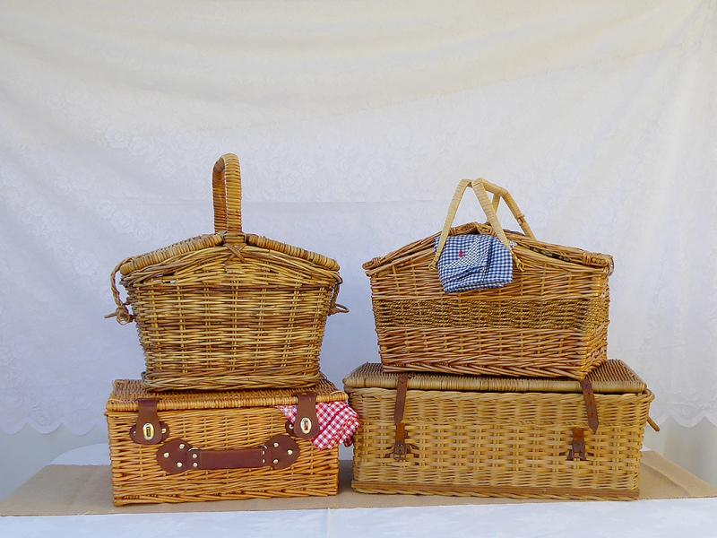 Picnic baskets for hire from high tea hire napier
