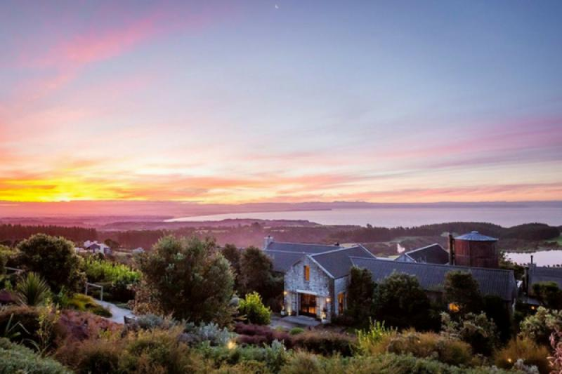 Stay at The Farm at Cape Kidnappers